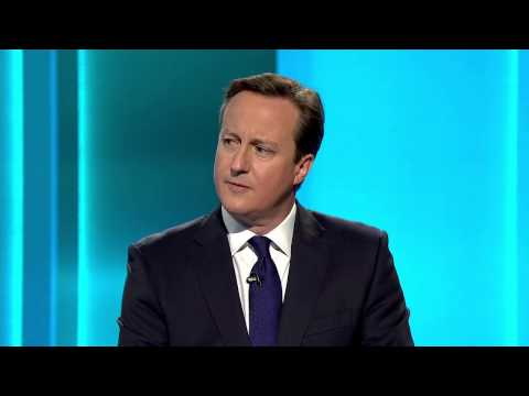 Leaders' debate highlights: general election seven way battle