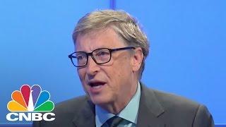 Bill Gates: Donald Trump Won