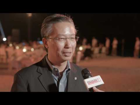 Choe Peng Sum, chief executive, Frasers Hospitality