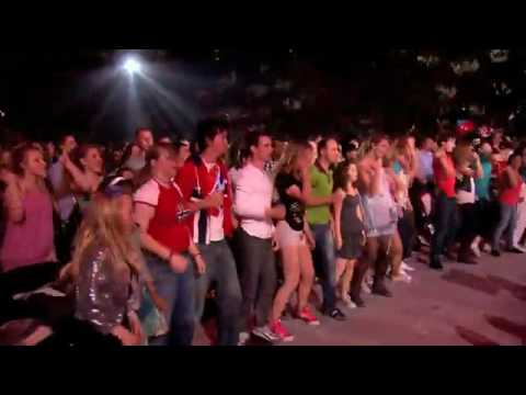 Eurovision 2010 Flash Mob Dance madcon - Glow video