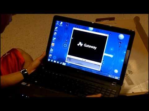 Gateway Laptop review part 3