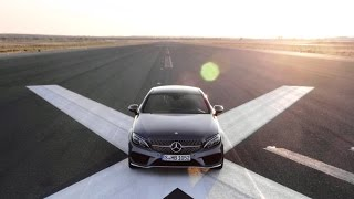 The new C-Class Coupé – Trailer - Mercedes-Benz original