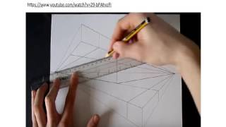 2 POINT PERSPECTIVE - ART COURSE FREE ONLINE