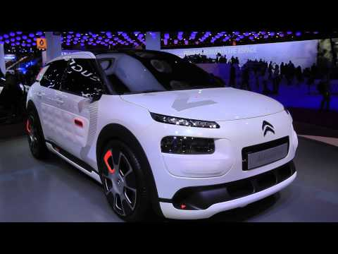 Citroen al salone di Parigi 2014. HDmotori.it