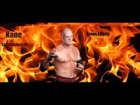 Wwe - Kane Old Theme Song - Slow Chemical (arena Effects) + Dl video
