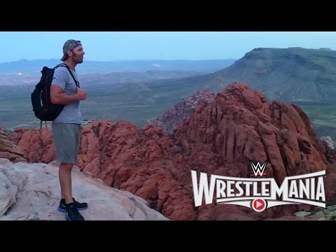 Dean Ambrose's journey to WrestleMania