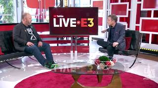Aaron Greenberg and Geoff Keighley Talk About the Microsoft Xbox Press Conference at E3 2018