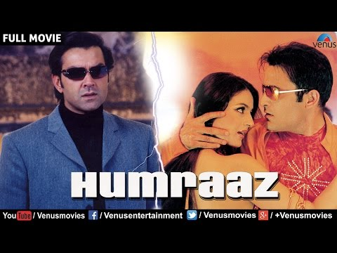 Humraaz | Hindi Movies |  Bobby Deol Movies | Bollywood Romantic Movies