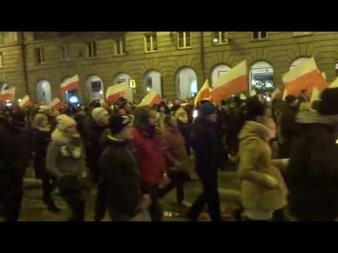 Marsz Patriotów We Wrocławiu