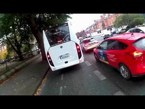 141-C-9069 - Cronin's close pass, tailgating, horn abuse | 11-D-48515 Taxi 23280 - ASL abuse