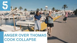 Thomas Cook: thousands still stranded as bosses face bonus scrutiny | 5 News