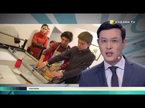 """Стартапы"" #45 (24.11.2016) - Kazakh TV"