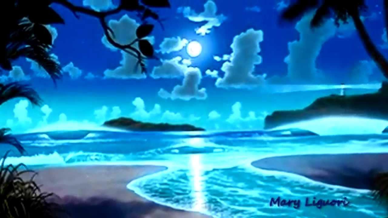 I paesaggi marini di steven power youtube for Disegni da colorare paesaggi marini