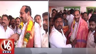 Congress Candidate Ramreddy Damodar Reddy Face To Face On 2018 Elections | Suryapet