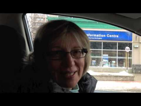 Linda Gets Over Her Fear of Driving Over Bridges With Hypnosis - Burlington Hypnosis Video