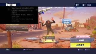 100+ wins fortnite game play