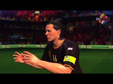 België Faces 2014 FIFA World Cup [HD] - www.fifabenelux.com