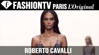 Roberto Cavalli Spring/Summer 2015 | Milan Fashion Week MFW | FashionTV