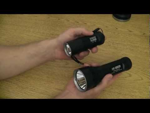 Nitecore EA8 Caveman (Desktop Review)