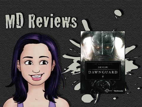 MD Reviews: Skyrim Dawnguard DLC