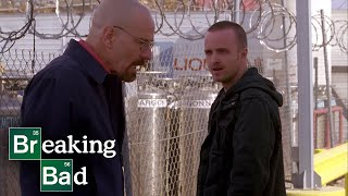 Was Jesse Pinkman Saving Mike Ehrmantraut Set Up By Gus Fring? - S4 E6 Clip #BreakingBad