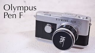 Olympus Pen F Review (35mm half-frame camera)