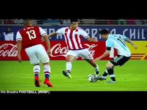 Лионель Месси Супер владение мячом Подборка Лучшее