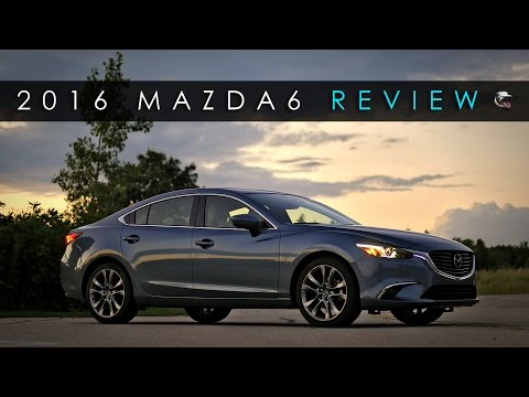 Fantastic 2016 Mazda 6 Grand Touring  Exterior And Interior
