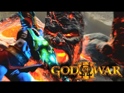 God Of War 3 Chaos - Menos Um Titã? #11 video