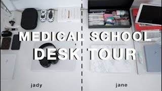 My Study Desk Tour   Medical Student Edition