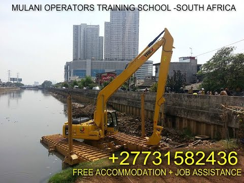 Mulani Operators Training & projects (pty) ltd Fully  Registered Training institute in south Africa