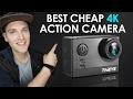 Best Cheap 4K Action Camera — ThiEYE T5e Review MP3