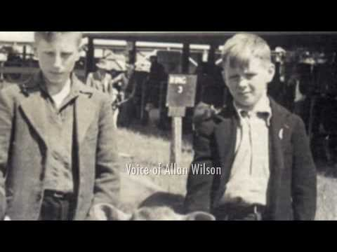 ALLAN WILSON: EVOLUTIONARY Trailer