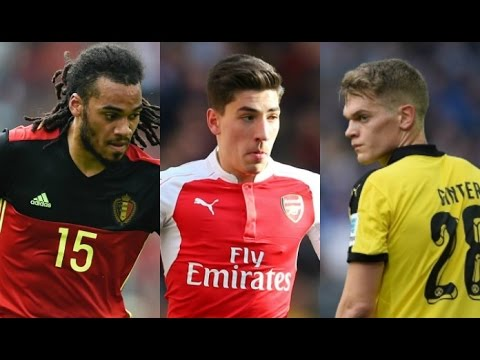 Arsenal Eye Denayer & Ginter, City Want Bellerin! | AFTV Transfer Daily