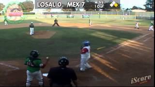 2013 Bronco World Series: Los Alamitos CA vs Mexico