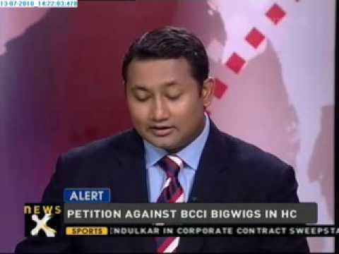 Case registered by Lalit Modi against BCCI bigwigs