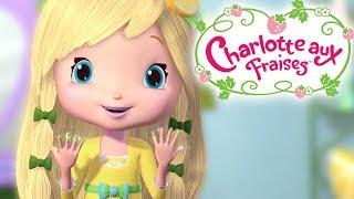 Charlotte aux Fraises ★🍓 Passion pour la mode spéciale 🍓 ★ Dessin Animé
