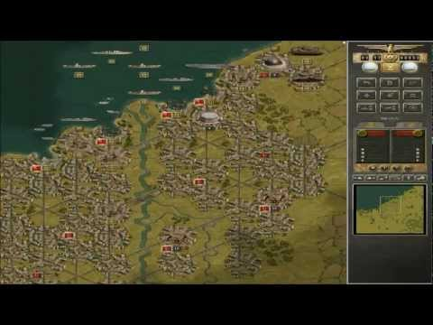 Let´s play Panzer Corps: Dieppe (Grand Campaign West 42-43)