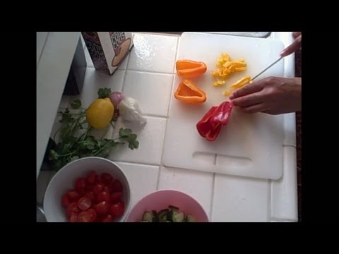 Delicious & Healthy Couscous Salad Recipe | Livestrong Woman