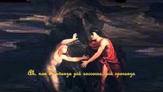 """Luciano Pavarotti Video - ( Luciano Pavarotti )   -   Orfeo ed Euridice    -   """"Che Farò Senza Euridice"""""""