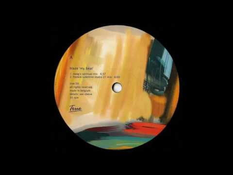 (1998) Blaze feat. Palmer Brown - My Beat [Erot Big Beat Edit RMX]