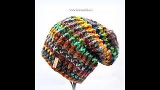 Homeleska Harmony Slouchy Hat