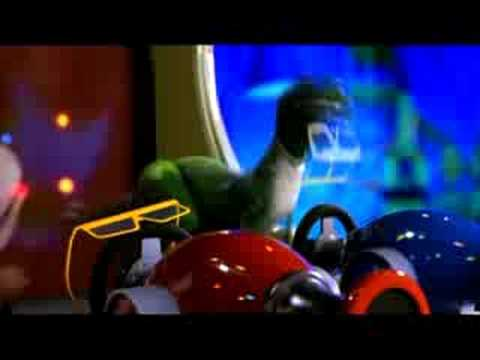 Toy Story Mania - Commercial - Disney's Hollywood Studios