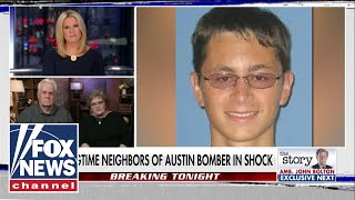 Neighbors of the Austin bombing suspect speak out