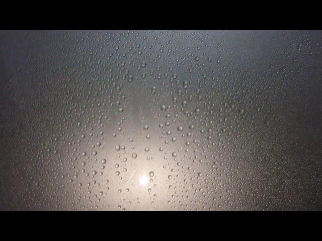 Collinite 845 Beading water