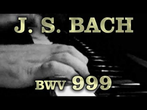 Бах Иоганн Себастьян - Prelude C mineur