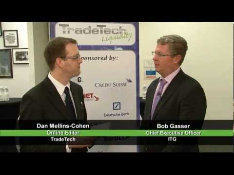 WBR TradeTech - Bob Gasser discusses the equities trading model