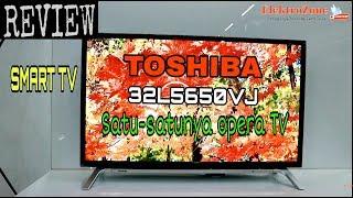 REVIEW TOSHIBA SMART TV 32L5650VJ