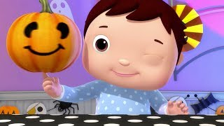 Lets Carve a Pumpkin | Halloween Songs for Kids | LBB TV Cartoons and Kids Songs | Songs for Kids