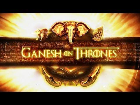 Ganesha on Thrones